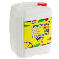 Фирменный грунт для жидких обоев SILK PLASTER (5л/7кг)